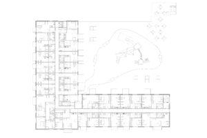 Buschallee Grundriss 1 Obergeschoss