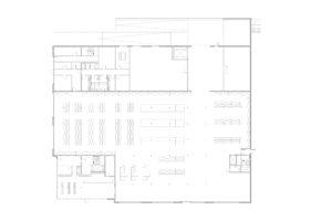 Buschallee Grundriss Erdgeschoss