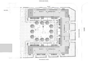 Eichhorster Straße Geschosswohnungsbau Lageplan