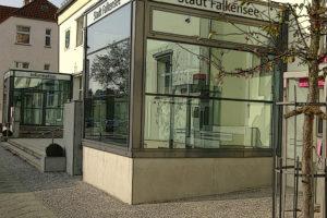 Bürgeramt Falkensee Außenansicht