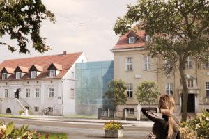 Rathaus Falkensee Verbindungsbau